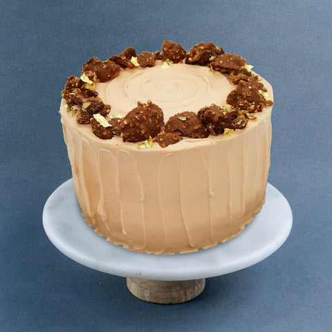 "Chocolate Peanut Butter Madness Cake 5"" - Buttercakes - Sweet Sensation - - Eat Cake Today - Birthday Cake Delivery - KL/PJ/Malaysia"