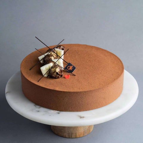 "Chocolate Royale Cake 9"" - Chocolate Cake - Madeleine Patisserie - - Eat Cake Today - Birthday Cake Delivery - KL/PJ/Malaysia"