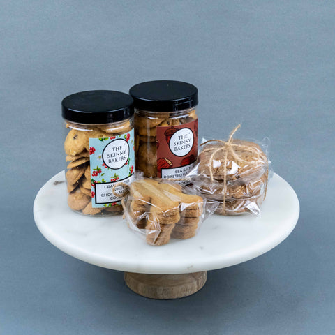 Christmas Cookies Gift Set - Cookies - The Skinny Bakers - - Eat Cake Today - Birthday Cake Delivery - KL/PJ/Malaysia