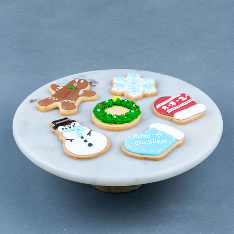 Christmas Icing Butter Cookies - Cookies - Tedboy Bakery - - Eat Cake Today - Birthday Cake Delivery - KL/PJ/Malaysia