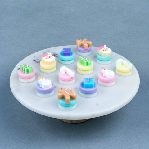 Christmas Jelly Bites - Jelly Cakes - Jerri Home - - Eat Cake Today - Birthday Cake Delivery - KL/PJ/Malaysia