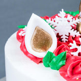 Christmas Unicorn Cake - Buttercakes - In The Clouds Cakes - - Eat Cake Today - Birthday Cake Delivery - KL/PJ/Malaysia