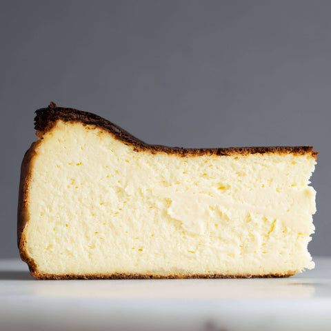 "Classic Burnt Cheesecake 9"" - Cheesecakes - Gula Cakery - - Eat Cake Today - Birthday Cake Delivery - KL/PJ/Malaysia"