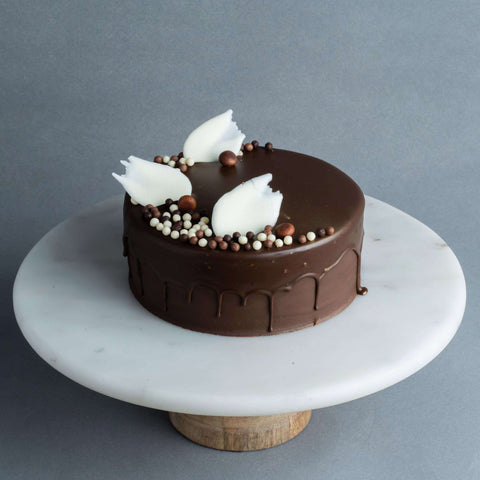Classic Chocolate Fudge Cake - Chocolate Cake - Just Heavenly - - - - Eat Cake Today - Birthday Cake Delivery - KL/PJ/Malaysia