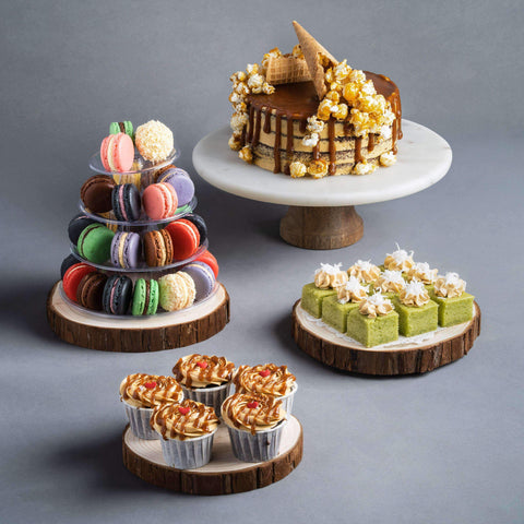 Classic Dessert Table Package - Dessert Table Package - Ennoble - - Eat Cake Today - Birthday Cake Delivery - KL/PJ/Malaysia