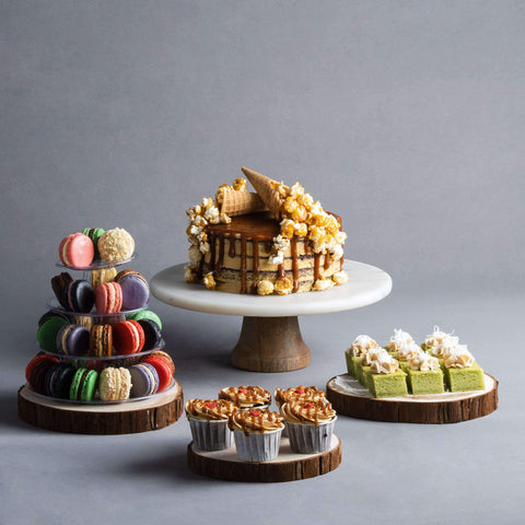 Classic Dessert Table Package - Dessert Table Package - Ennoble - - - - Eat Cake Today - Birthday Cake Delivery - KL/PJ/Malaysia