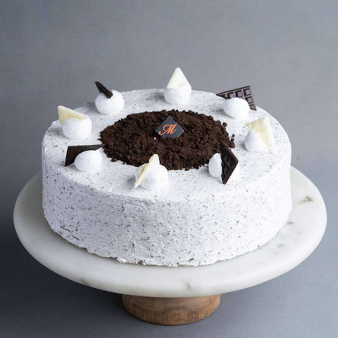 "Cookie & Cream Cake 9"" - Sponge Cake - Madeleine Patisserie - - - - Eat Cake Today - Birthday Cake Delivery - KL/PJ/Malaysia"