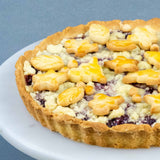 "Cranberry Crumble Tart 8"" - Buttercakes - Justine's Cakes & Kueh - - Eat Cake Today - Birthday Cake Delivery - KL/PJ/Malaysia"
