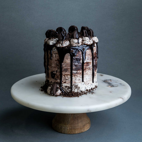 "Crazy For Oreos 4"" - Butter Cake - The Buttercake Factory - - Eat Cake Today - Birthday Cake Delivery - KL/PJ/Malaysia"