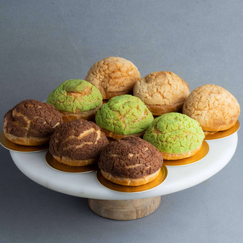 Cream Puffs - Pastry - Little Collins - - Eat Cake Today - Birthday Cake Delivery - KL/PJ/Malaysia