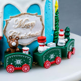 Crystal Ball Fondant Christmas Cake - Designer Cakes - Junandus - - Eat Cake Today - Birthday Cake Delivery - KL/PJ/Malaysia