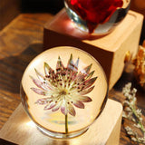 Dandelion Crystal Ball Bluetooth Speaker with LED Mood Light - Gift - Grand Floral Art Studio - - Eat Cake Today - Birthday Cake Delivery - KL/PJ/Malaysia