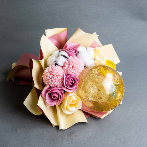 Derry Flower Bouquet - Flowers - Bull & Rabbit - - Eat Cake Today - Birthday Cake Delivery - KL/PJ/Malaysia