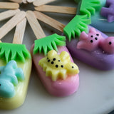 Dinosaur Jelly Cakesicles - - Jerri Home - - Eat Cake Today - Birthday Cake Delivery - KL/PJ/Malaysia