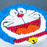 Doraemon Buttercream Cake - Buttercakes - In The Clouds Cakes - - Eat Cake Today - Birthday Cake Delivery - KL/PJ/Malaysia