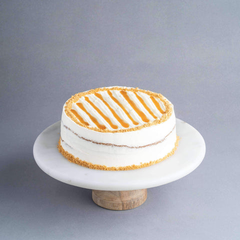 "Earl Grey Cake 9"" - Tea Flavored Cake - The Accidental Bakers - - - - Eat Cake Today - Birthday Cake Delivery - KL/PJ/Malaysia"