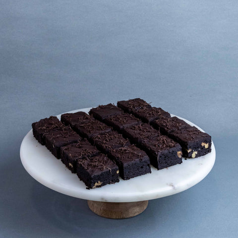 Fudge Brownies - Brownies - Well Bakes - - Eat Cake Today - Birthday Cake Delivery - KL/PJ/Malaysia