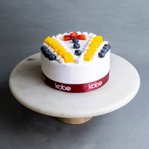 Gentleman Fruity Cake - Fruit Cakes - Kobo Bakery - - Eat Cake Today - Birthday Cake Delivery - KL/PJ/Malaysia