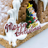 "Gingerbread House 6"" - Sponge Cakes - Lavish Patisserie - - Eat Cake Today - Birthday Cake Delivery - KL/PJ/Malaysia"