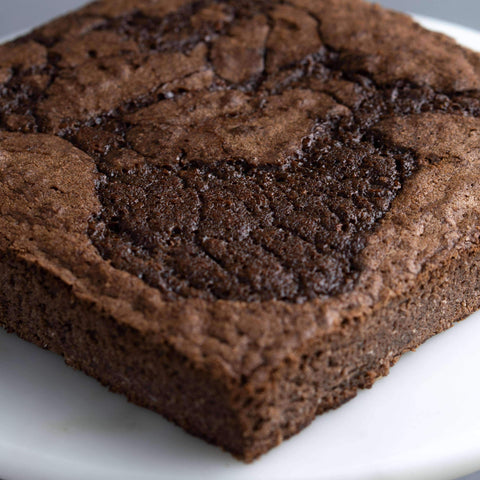 "Gluten Free Caramella Brownies 9"" - Healthy Cakes - Baked KL - - Eat Cake Today - Birthday Cake Delivery - KL/PJ/Malaysia"