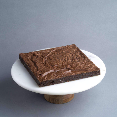 "Gluten Free Madagascar Brownies 9"" - Healthy Cakes - Baked KL - - Eat Cake Today - Birthday Cake Delivery - KL/PJ/Malaysia"
