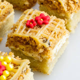 Golden Cake Bites - Cake Bites - Ennoble by Elevete - - Eat Cake Today - Birthday Cake Delivery - KL/PJ/Malaysia