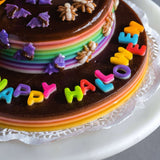 Halloween Jelly Cake - Jelly Cakes - Q Jelly Bakery - - Eat Cake Today - Birthday Cake Delivery - KL/PJ/Malaysia