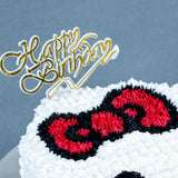 Hello Kitty Buttercream Cake - Buttercakes - In The Clouds Cakes - - Eat Cake Today - Birthday Cake Delivery - KL/PJ/Malaysia