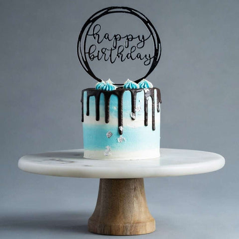 "His Cake 4"" - Designer Cake - Project Cake Therapy - - - - Eat Cake Today - Birthday Cake Delivery - KL/PJ/Malaysia"