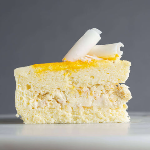 "Honolulu Cake 8"" - Cheesecakes - Whipped - - - - Eat Cake Today - Birthday Cake Delivery - KL/PJ/Malaysia"