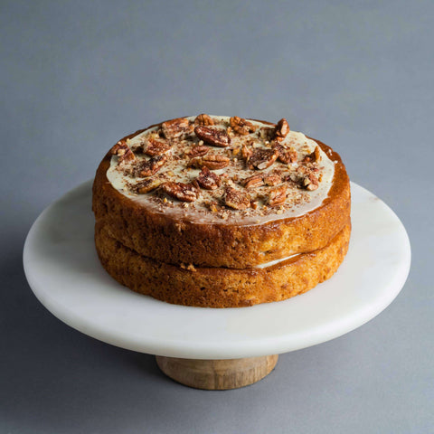 "Hummingbird Cake 8"" - Hummingbird Cake - Project Cake Therapy - - - - Eat Cake Today - Birthday Cake Delivery - KL/PJ/Malaysia"