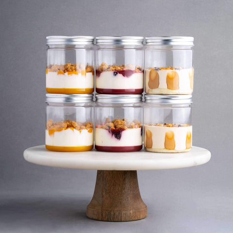 Decadent Jar Desserts - Others - Baker's Art - - Eat Cake Today - Birthday Cake Delivery - KL/PJ/Malaysia