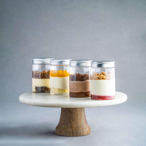 Jar Desserts - Others - Lachér Patisserie - - Eat Cake Today - Birthday Cake Delivery - KL/PJ/Malaysia