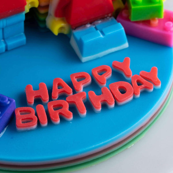 Lego Jelly Cake Eat Cake Today Birthday Cake Delivery
