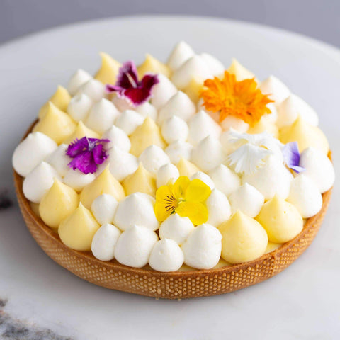 "Lemon Tart 6"" - Others - Lachér Patisserie - - Eat Cake Today - Birthday Cake Delivery - KL/PJ/Malaysia"
