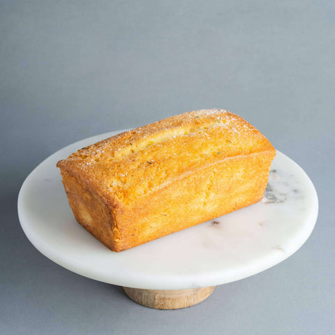 Lemon Thyme Drizzle Loaf Cake - Loafs - Huckleberry Food & Fare - - Eat Cake Today - Birthday Cake Delivery - KL/PJ/Malaysia