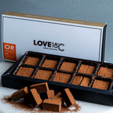 Love 18°C Chocolate - Chocolate - Lavish Patisserie - - Eat Cake Today - Birthday Cake Delivery - KL/PJ/Malaysia