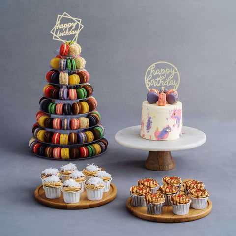 Luxe Dessert Table Package - Dessert Table Package - Ennoble - - - - Eat Cake Today - Birthday Cake Delivery - KL/PJ/Malaysia