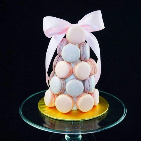 Macaron Tower - Macarons - Deux Cake - - Eat Cake Today - Birthday Cake Delivery - KL/PJ/Malaysia