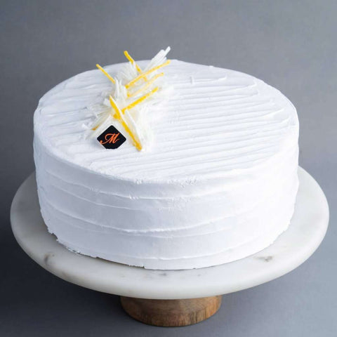 "Mango Coconut Cake 9"" - Fruits Cake - Madeleine Patisserie - - - - Eat Cake Today - Birthday Cake Delivery - KL/PJ/Malaysia"
