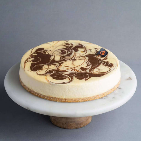 "Marble Cheesecake 9"" - Cheesecakes - Madeleine Patisserie - - - - Eat Cake Today - Birthday Cake Delivery - KL/PJ/Malaysia"