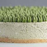 Matcha Green Tea Cheesecake - Cheesecakes - Purple Monkey - - Eat Cake Today - Birthday Cake Delivery - KL/PJ/Malaysia