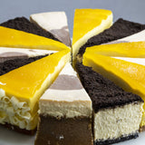 "Mix Cheesecake 9"" - Cheesecakes - Cat & The Fiddle - - Eat Cake Today - Birthday Cake Delivery - KL/PJ/Malaysia"