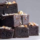 Mixed Nuts Brownies Tower - Brownies - The Accidental Bakers - - Eat Cake Today - Birthday Cake Delivery - KL/PJ/Malaysia