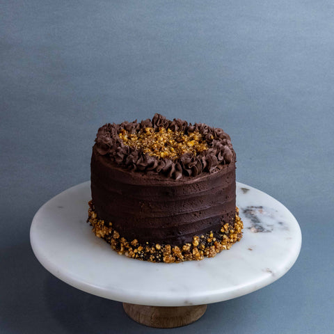 Nutella Chocolate Cake - Sponge Cake - The Accidental Bakers - - Eat Cake Today - Birthday Cake Delivery - KL/PJ/Malaysia