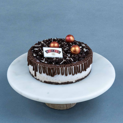 "Oreo Baileys Cake 7"" - Cheesecakes - Cheers2Cheers - - Eat Cake Today - Birthday Cake Delivery - KL/PJ/Malaysia"
