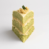 Pandan Coconut Cake - Malaysian Flavor - Ennoble - - Eat Cake Today - Birthday Cake Delivery - KL/PJ/Malaysia