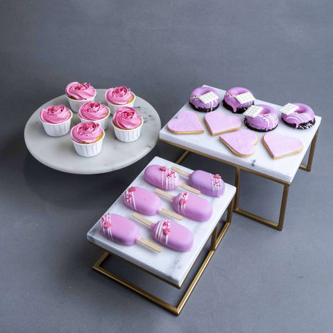 Pastel Dream Dessert Table - Dessert Table Package - Little Collins - - Eat Cake Today - Birthday Cake Delivery - KL/PJ/Malaysia
