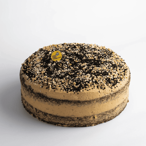 Peanut Chikki Banana Cake - Others - Ennoble - - Eat Cake Today - Birthday Cake Delivery - KL/PJ/Malaysia