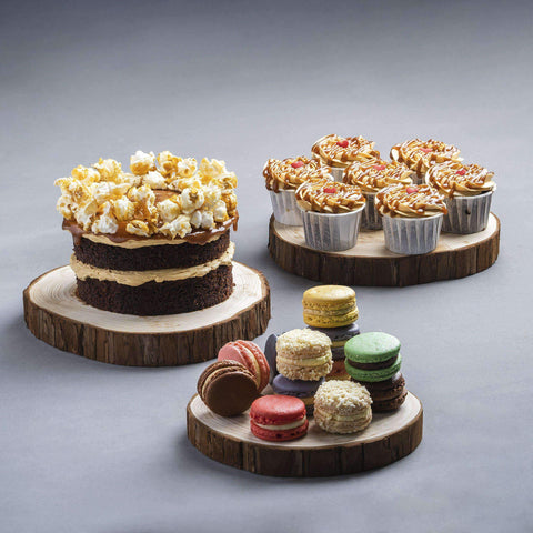 Petite Dessert Table Package - Dessert Table Package - Ennoble - - Eat Cake Today - Birthday Cake Delivery - KL/PJ/Malaysia